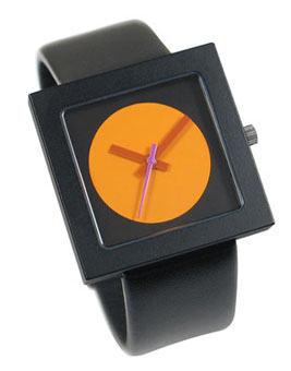 Gene Meyer: Wrist-watch: OCTOBER MOON Designed 2001