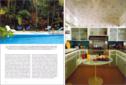 Miami house designed by Doug Meyer.