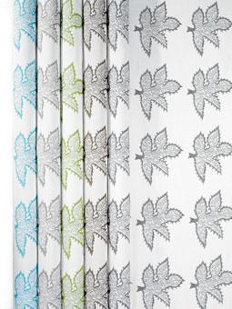 Doug & Gene Meyer designed outdoor fabric called Maple for Link Outdoor.