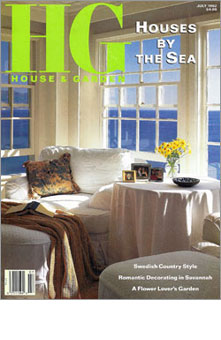 House & Garden, July 1992. Four page spread on Gene Meyer's New York City apartment. Story by – Wendy Goodman. Photography by – Ruven Afanador