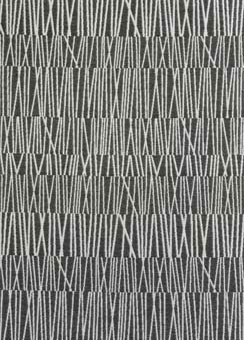 Doug and Gene Meyer designed outdoor fabric called Matchstick for Link Outdoor.
