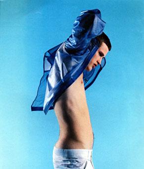 Gene Meyer menswear MetroSource Spring 1999