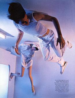 Gene Meyer menswear Surface Magazine Spring 1999