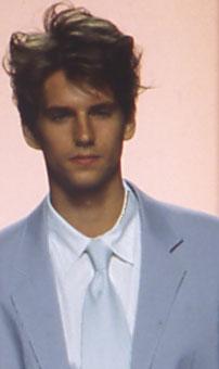 Gene Meyer Spring 1999 fashion show New York City