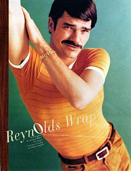 Gene Meyer menswear Paper Magazine Spring 2002