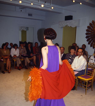 Gene Meyer Women's Collection Fall 1990