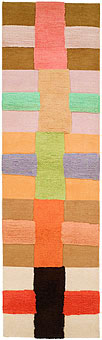 Doug and Gene Meyer rugs Crossroads Too Hand knotted