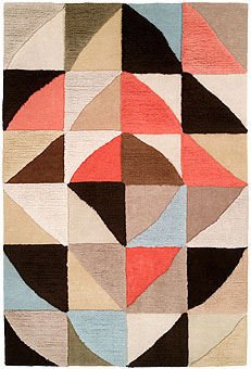 Doug and Gene Meyer rugs Helsinki Winter Hand Knotted