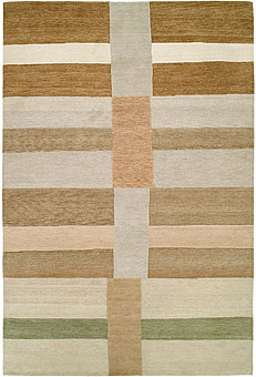 Doug and Gene Meyer rugs Crossroads Hand knotted