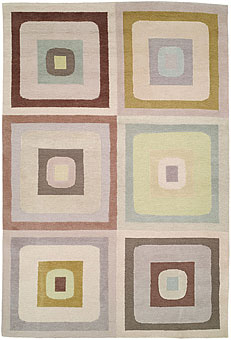 Doug and Gene Meyer rugs Bora Bora Hand knotted