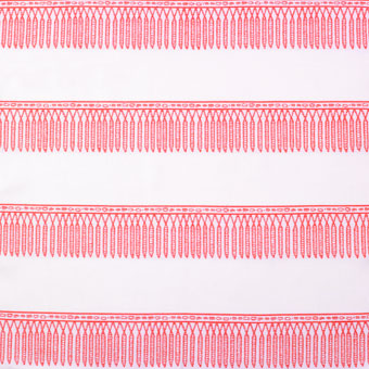 Doug & Gene Meyer  designed fabric called Fringe for Link Outdoor.